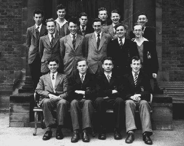 Image - Prefects - Kings School Pontefract - 1954